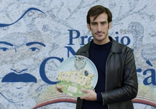 Premio Ninni Cassarà A Davide Gambino