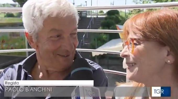 Paolo E Rossella Santilli Tg3 Lazio